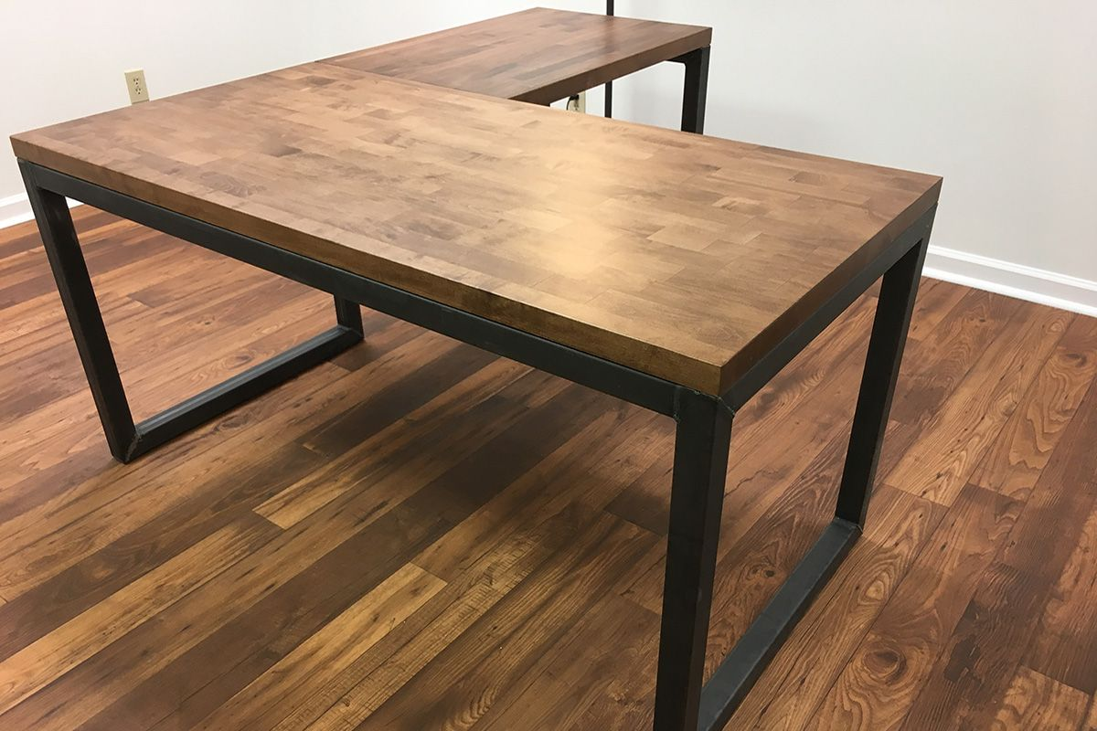 Delightful The Rowan Office Desk | Industrial Office Furniture | | Modern Industrial  Commercial Furniture | |