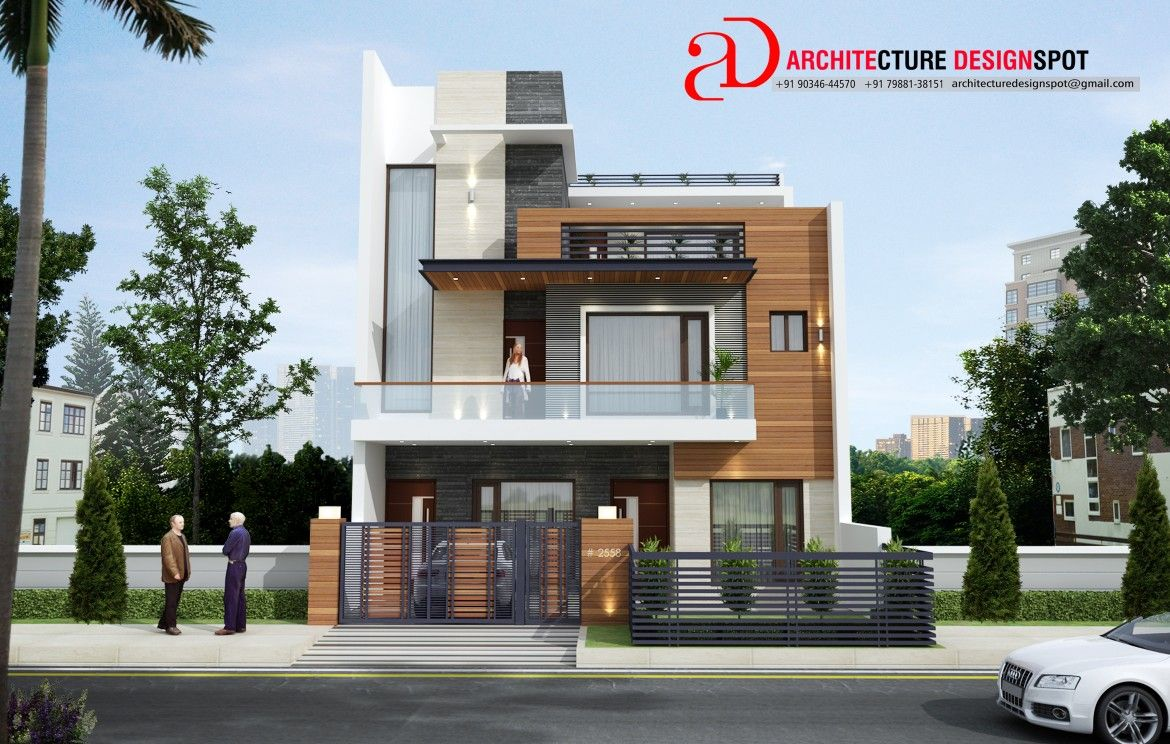Looking For Designing Ideas For Your Dream House Contact Us 917988138151 Architecture Design House Designs Exterior Modern House Exterior House Front Design