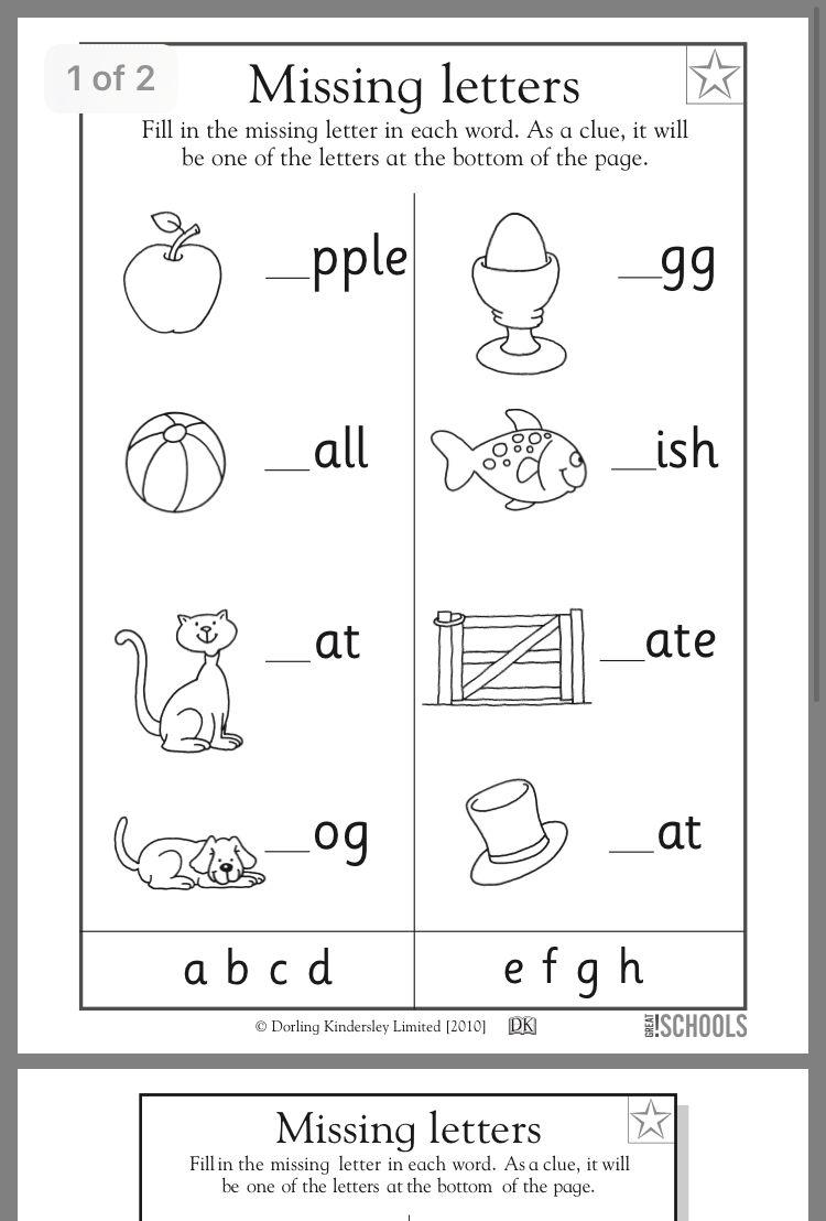 Pin By Tia Greene On Back To School English Worksheets For Kindergarten Kindergarten Math Worksheets Preschool Reading