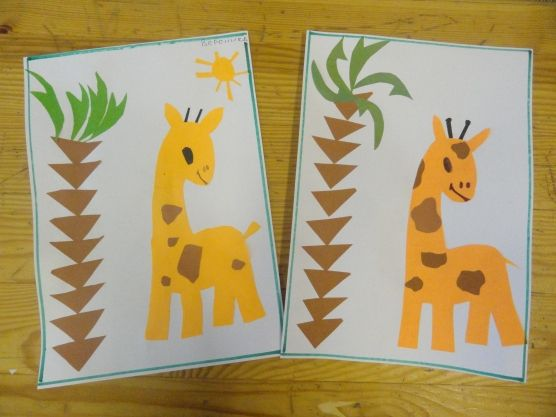 """Jolly Giraffe"""