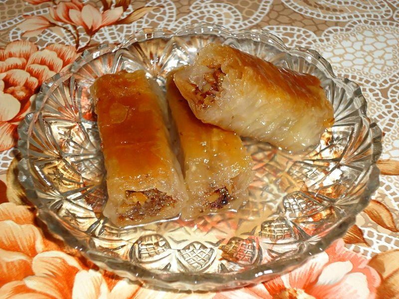 Рецепта за баклавени пурички. Намерете и много друга полезна информация на нашият сайт.