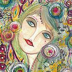 Weekly pages inspiration Lorraine Bell ART to the 5Th | Flickr - Photo Sharing!