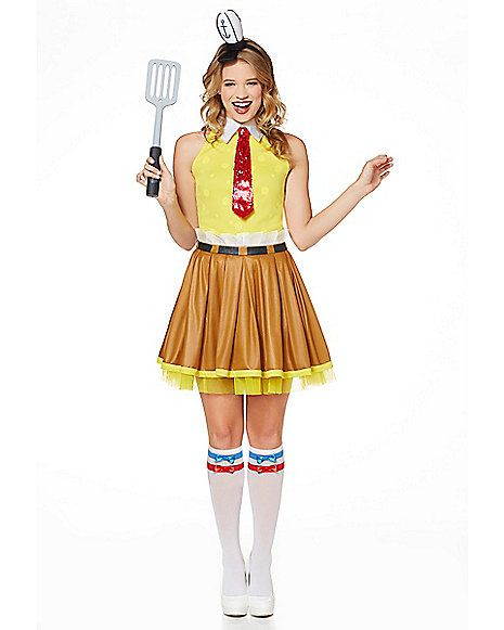costume Adult spongebob