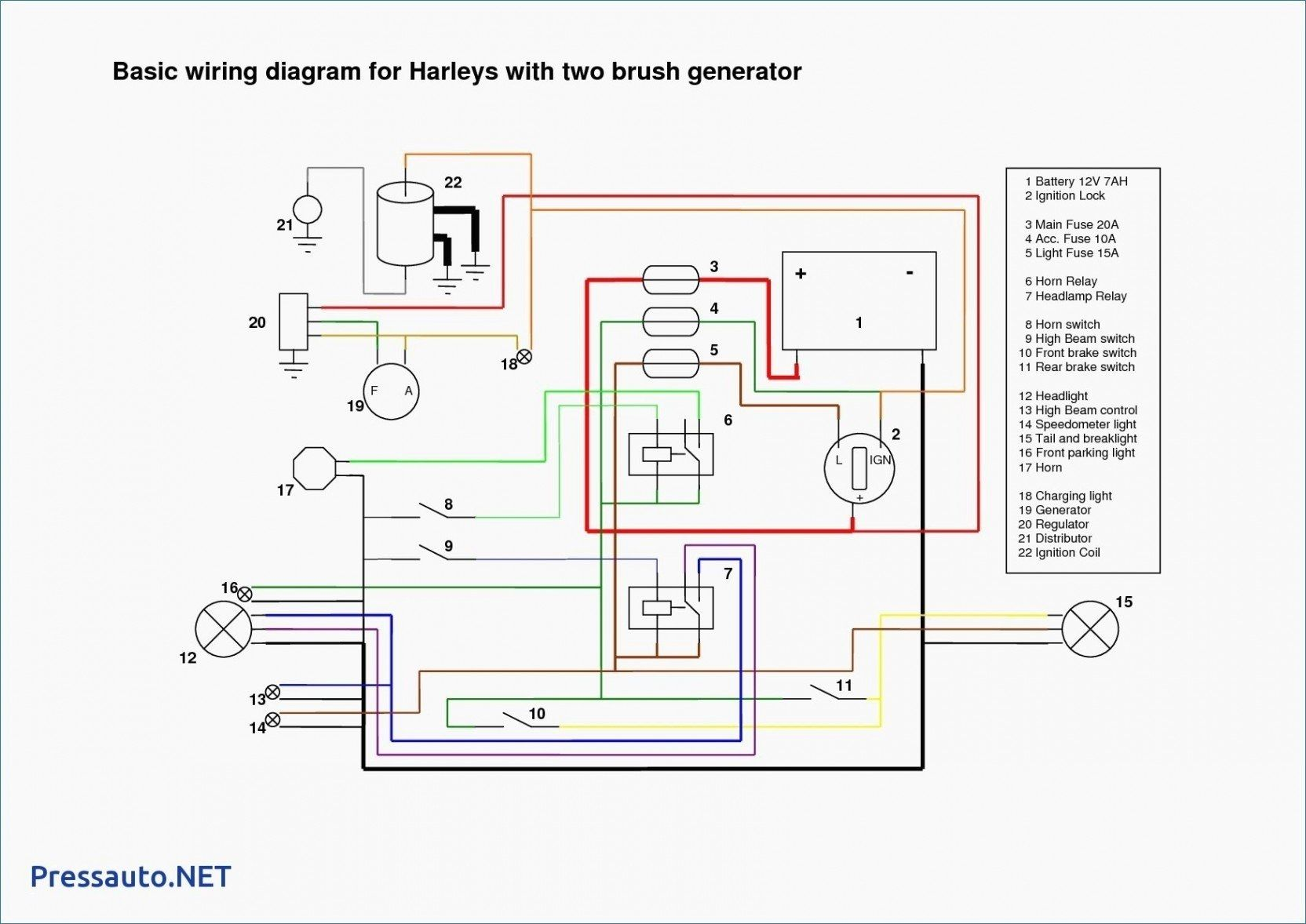 Points Ignition Coil Wiring Diagram  Data Wiring Diagrams