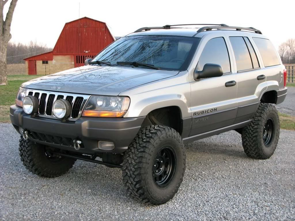 2001 Jeep Grand Cherokee Lifted 8 4x4 S Jeep Jeep Zj Jeep Wj