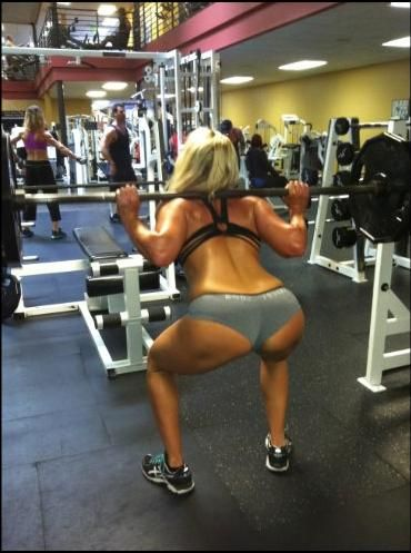Sorry, Girls that do squats words... super