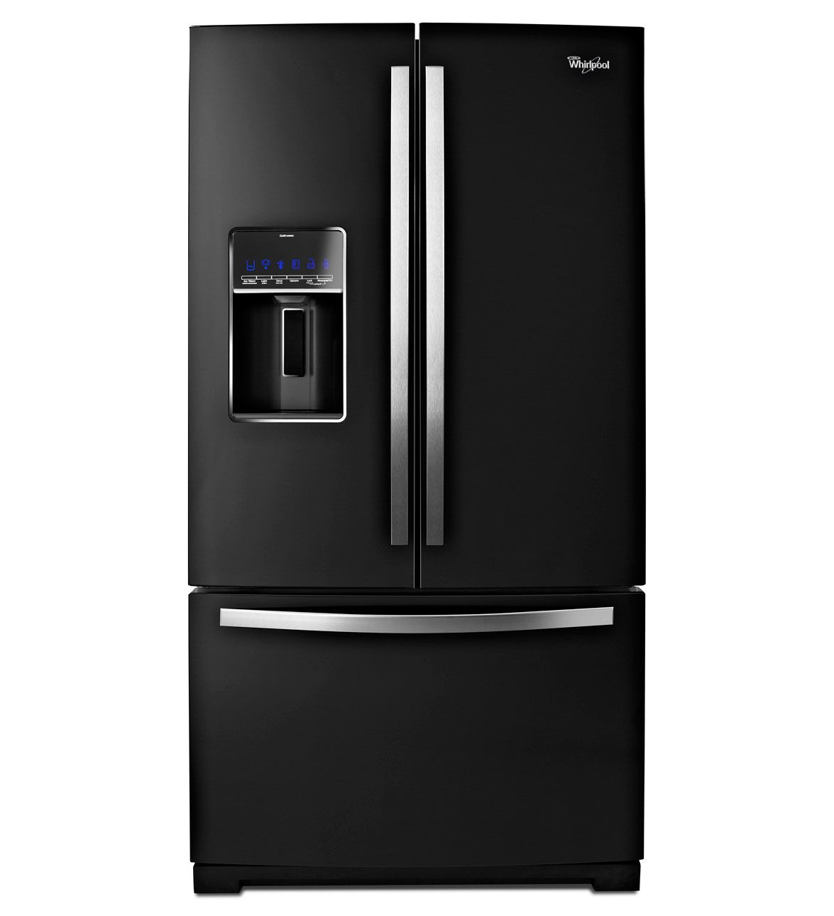 Whirlpool Gold 29 Cu Ft French Door Refrigerator Kitchen Of The