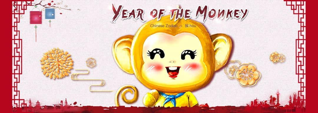 Year Of The Monkey 1944 1956 1968 1980 1992 2004 2016 2028 2040 Chinese Zodiac In 2020 Year Of The Monkey Chinese Zodiac Zodiac