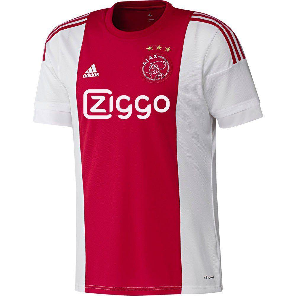AFC Ajax (Netherlands) - 2015 2016 Adidas Home Shirt  f400da01c13e1