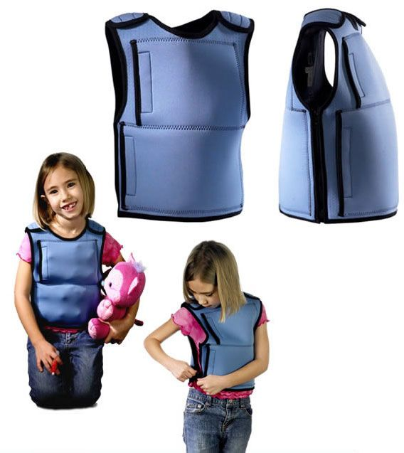 Child Cooling Vest If Your Child S Physical Activity Has Been