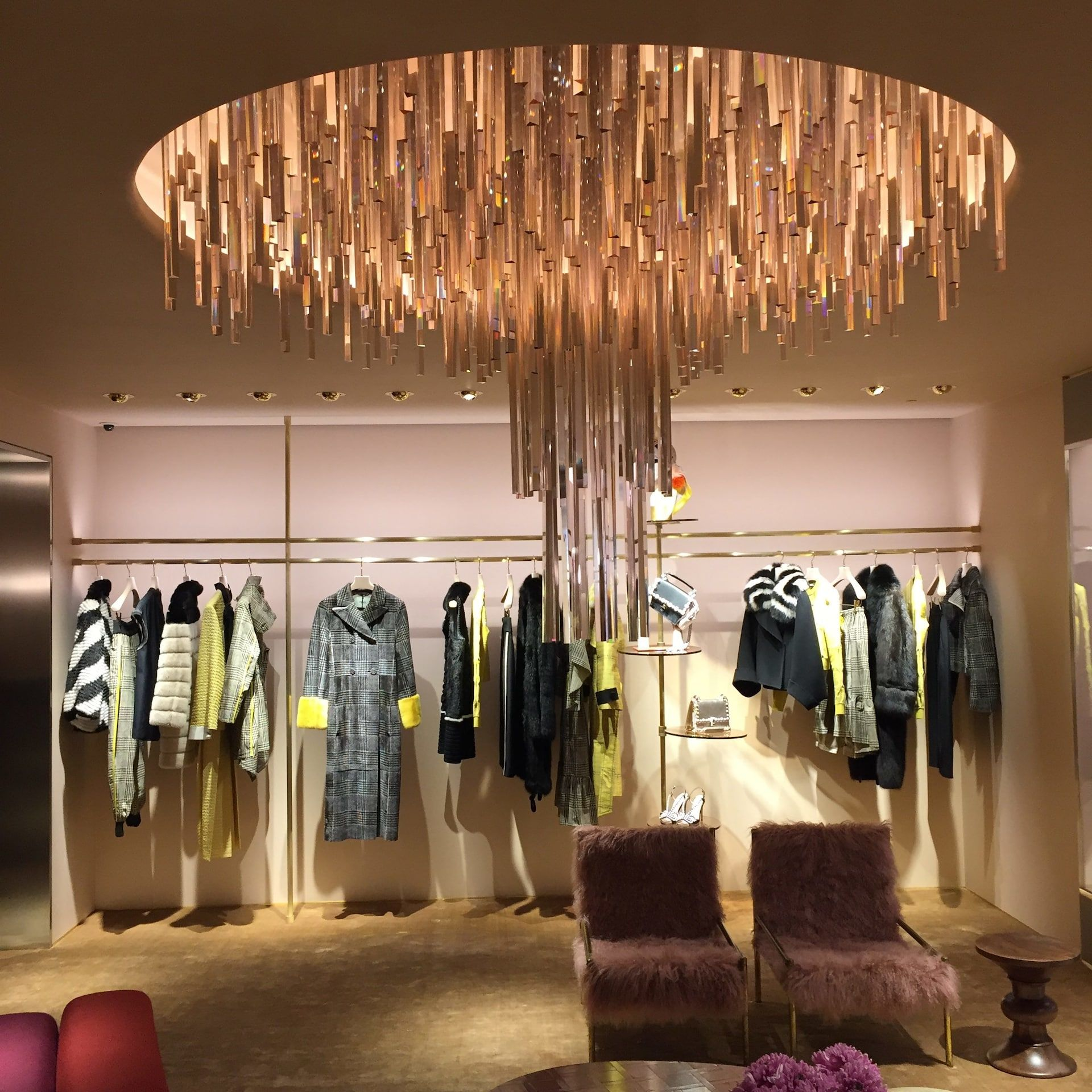 Inside Fendi's new Sloane Street boutique designed by Dimore