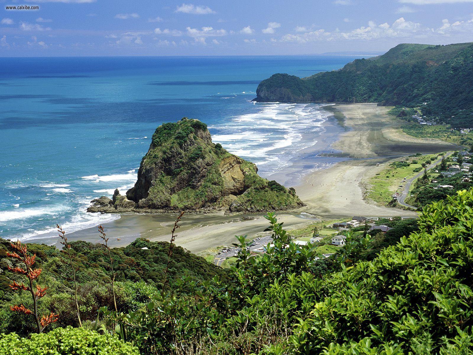 My Favorite Beaches Of Mine Piha Beach