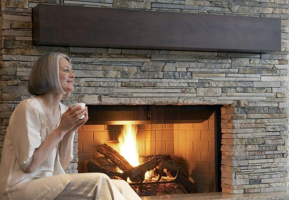 Image Result For Fireplace Veneer Over Brick Stone Veneer