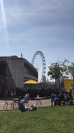 Queen Elizabeth Roof Garden Bar Cafe London June 2019 All You Need To Know Before You Go With Photos Tripadviso With Images Roof Garden Trip Advisor Garden Bar