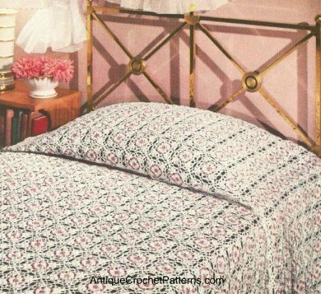 Free spangled bedspread crochet pattern this free spangled free spangled bedspread crochet pattern this free spangled bedspread crochet pattern was originally published in the 1940s in the american thread dt1010fo