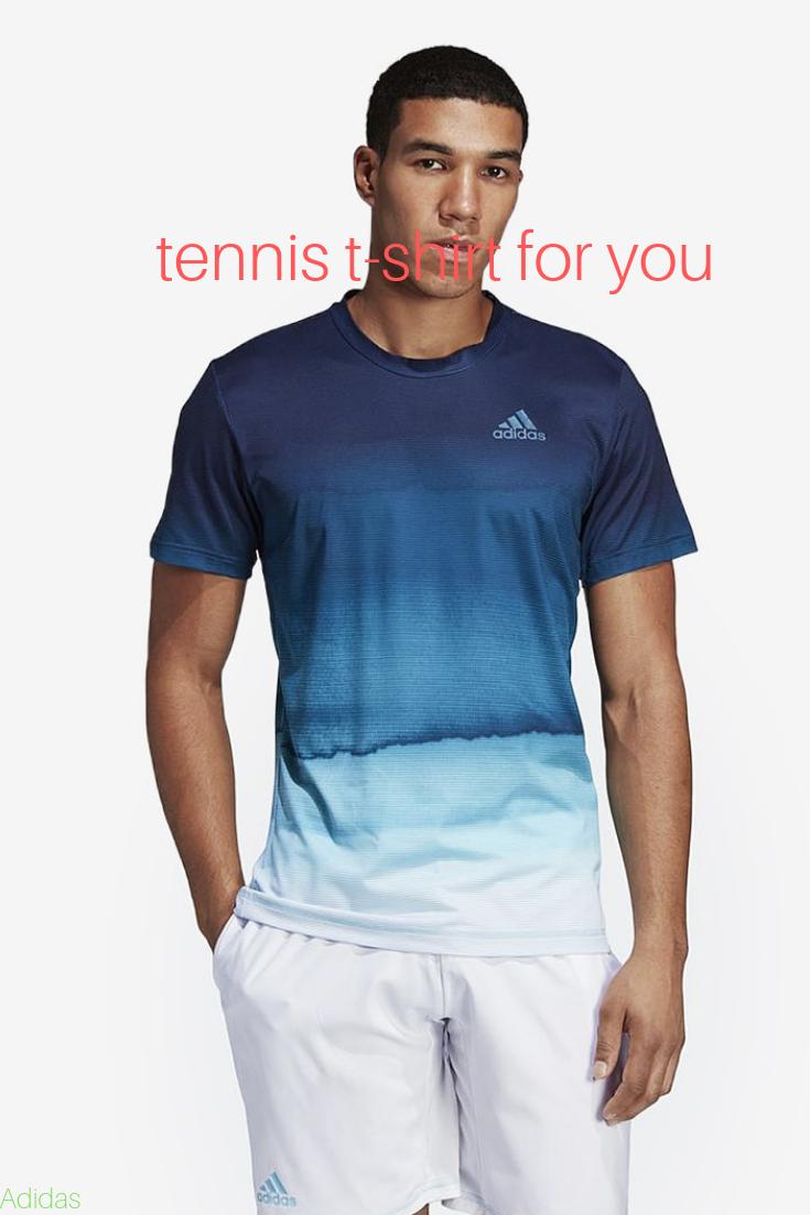 men tennis t-shirt wear