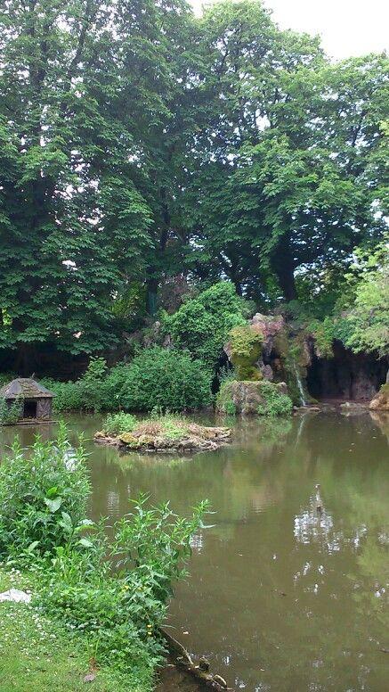 Parc De La Citadelle Vauban Lille Lille Lille Ville Paysage