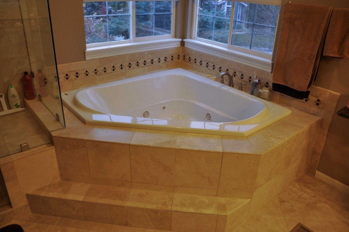 Small Bathroom Ideas With Jacuzzi Tub Bathroom Jacuzzi Tub Ideas Jacuzzi Bathtub Bathtub Remodel
