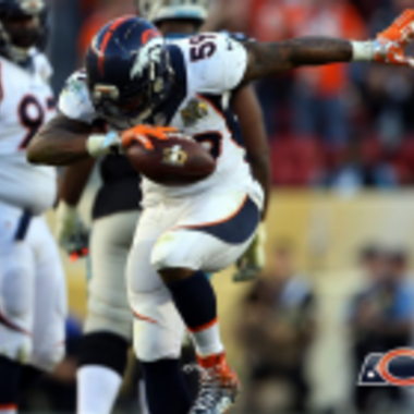 I Am Very Excited To Have A Competent Inside Linebacker Again In Danny Trevathan