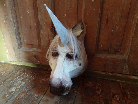 printable mask diy halloween mask unicorn mask unicorn costume