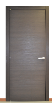 Bellissima porta in laminato spazzolato matrix, vesta rovere grigio ...