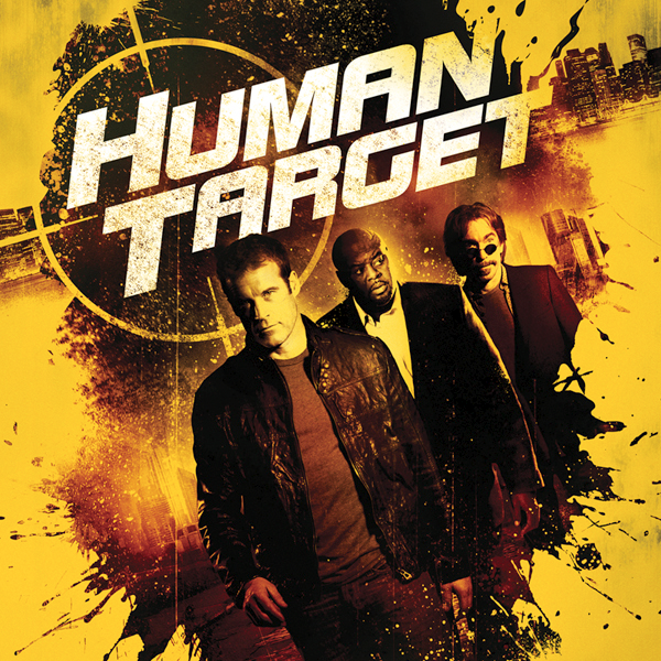 Human Target (fantastic tv show, it's a shame it only lasted 2 seasons)...one of my favs :)