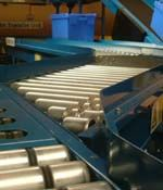 Powered roller conveyors, lineshaft roller conveyors and zero line