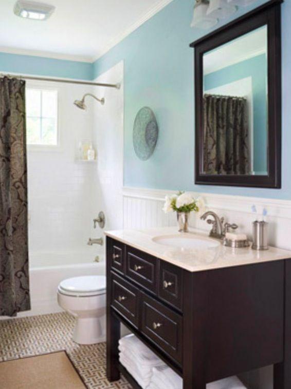 How To Stretch A Small Bathroom Budget