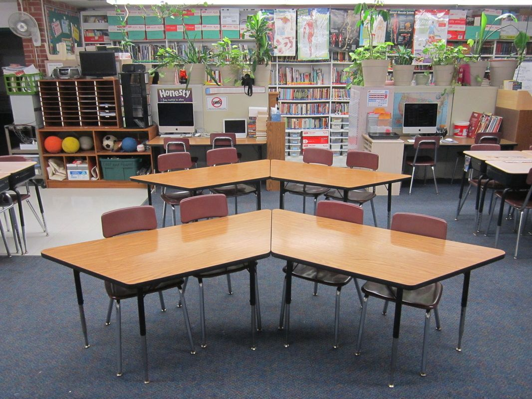 Classroom Layouts With Tables ~ Brain based learning in the st century classroom lots