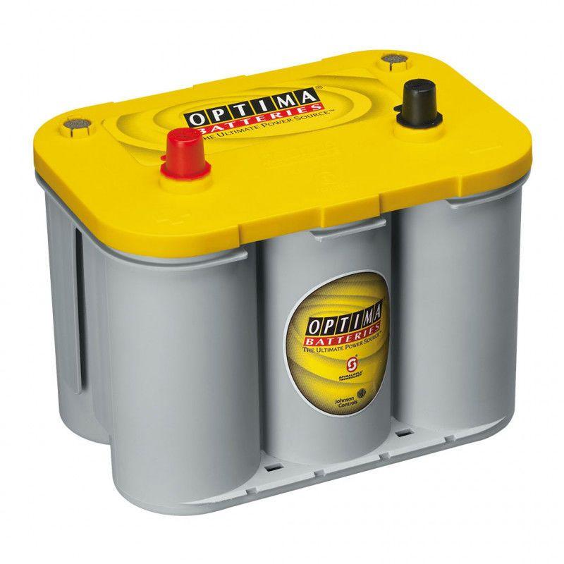 Batterie optima yellow top yts42 12v 55ah 765a batterie