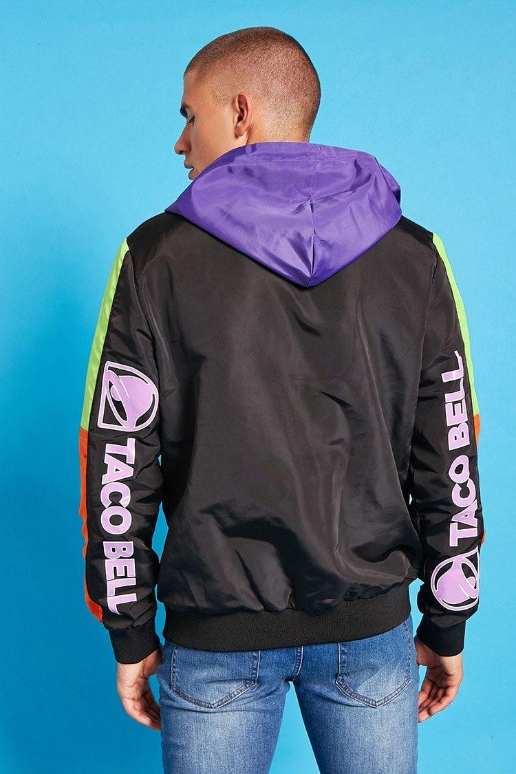 Product NameTaco Bell Anorak Jacket, Categorymensmain