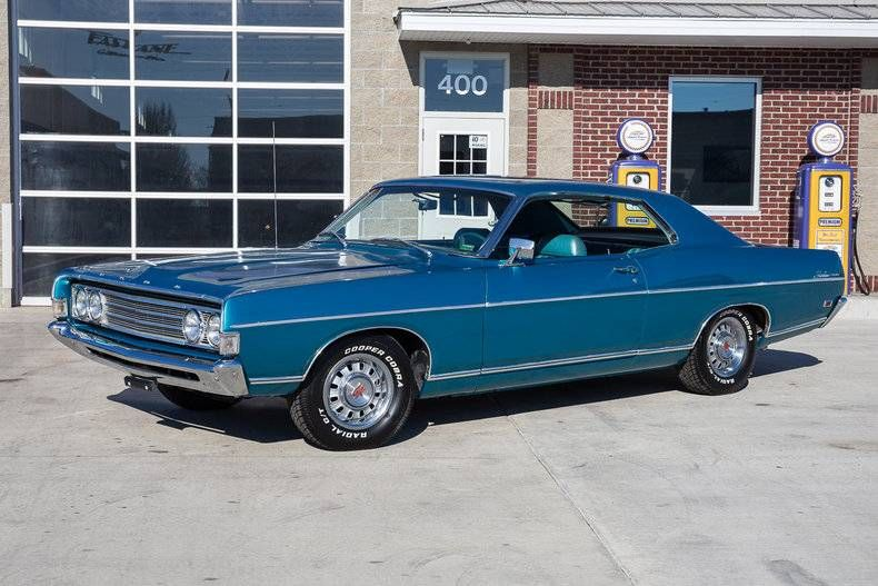 1969 Ford Fairlane Hardtop With Images Fairlane