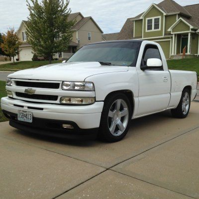 The Static Nbs Thread 99 07classic Page 692 Chevy Truck Forum Gmc Truck Forum Dropped Trucks Chevy Silverado Single Cab Chevy Trucks