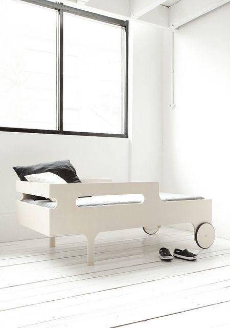 Rafa Kids New Whitewash Beds by Kenziepoo, via Flickr