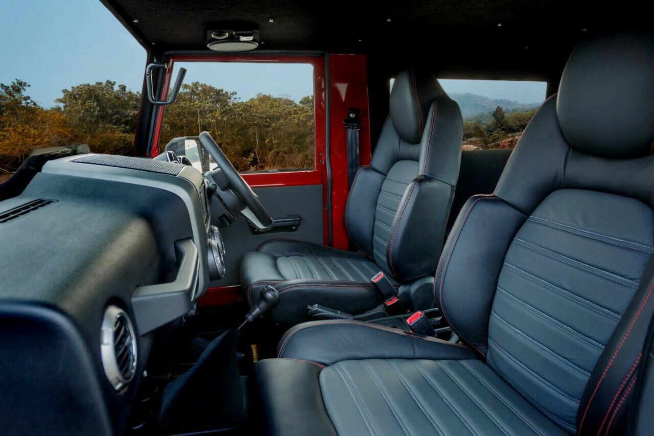 Mahindra Thar Crdi 4x4 Modified Into Jeep Car Wheels Mahindra Thar Car Wheels Rims