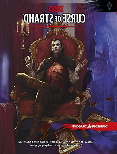 Curse of Strahd: A Dungeons & Dragons Sourcebook (D&D