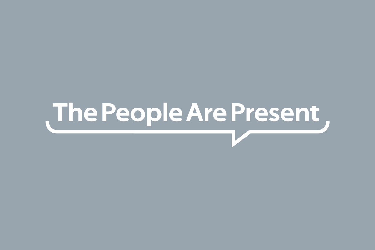 The People Are Present | Logos & Branding | Logos design