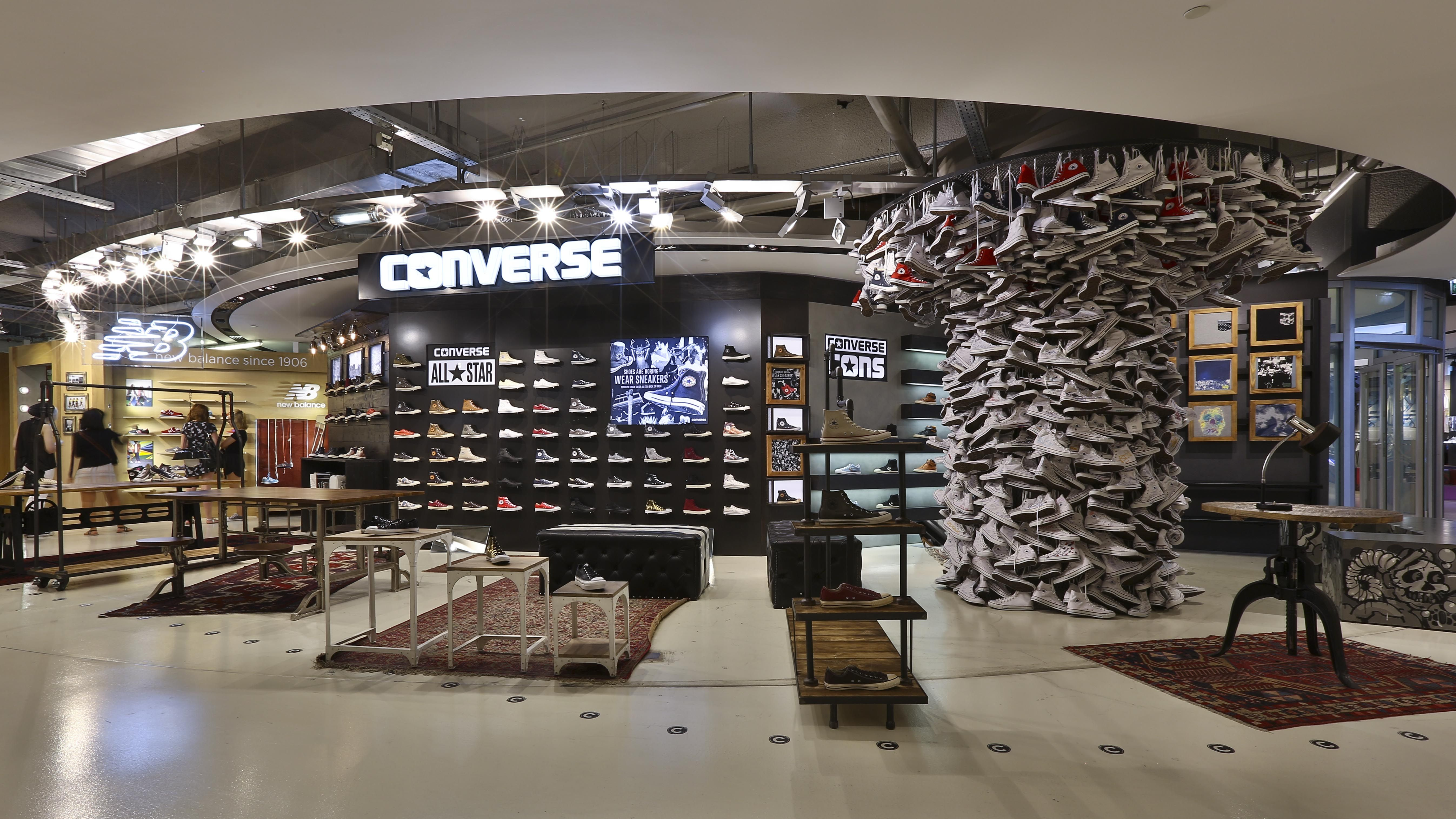 Converse | Converse, Broadway shows, Corner