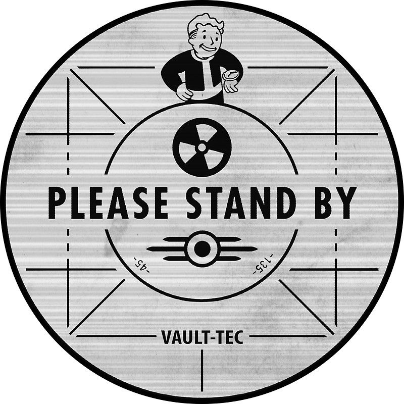 Fallout Please Stand By Fondos Hd Fondos
