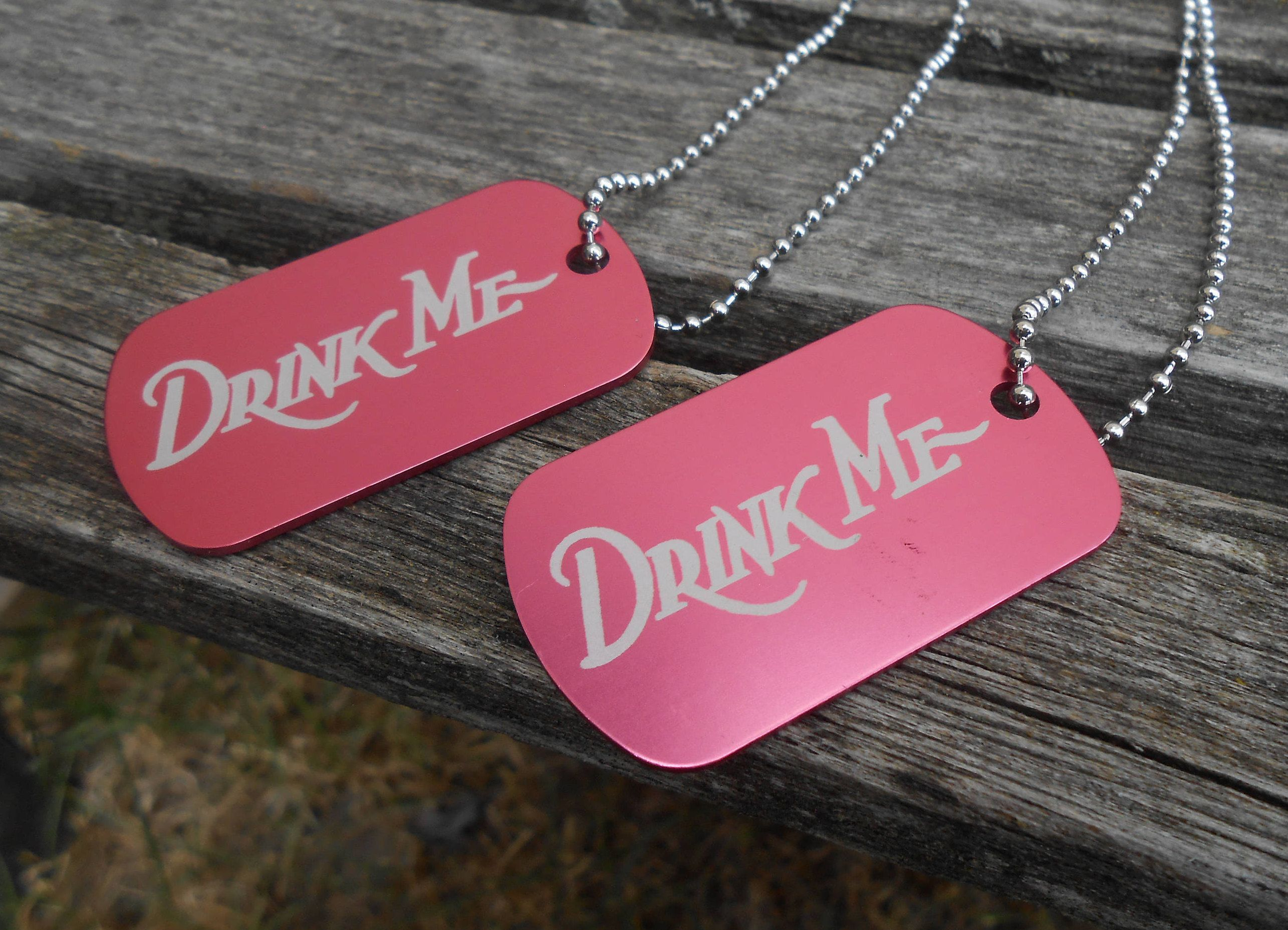 Custom Dog Tags Choose Your Design & Color Laser Engraved