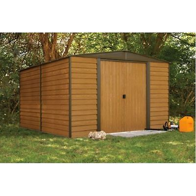 Garden And Storage Sheds 139956: Arrow Shed Wr1012 Woodridge 10 X 12 Shed  U003e