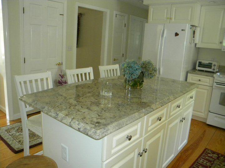Granite Kitchen Countertops With White Cabinets 15 best pictures of white kitchens with granite countertops | http
