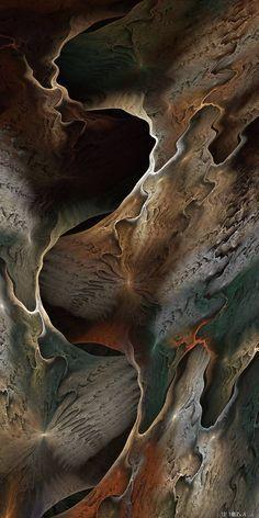 Difficult terrain by IDeviant on DeviantArt