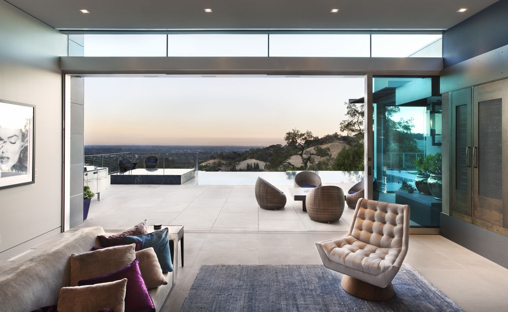 High Quality Teresita Residence Interior Design   Living Room   Los Gatos, CA