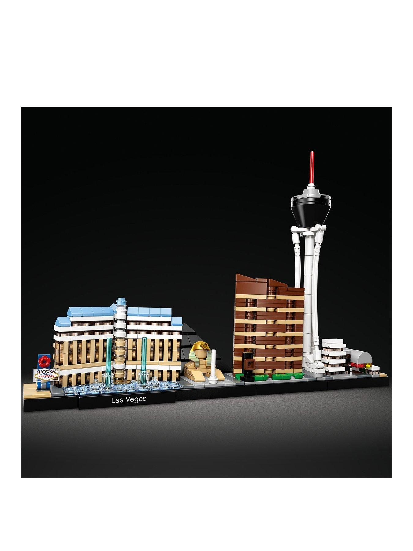 LEGO Architecture Las Vegas in 2020 Lego architecture