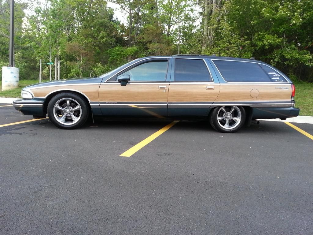 Find this pin and more on 91 96 caprice