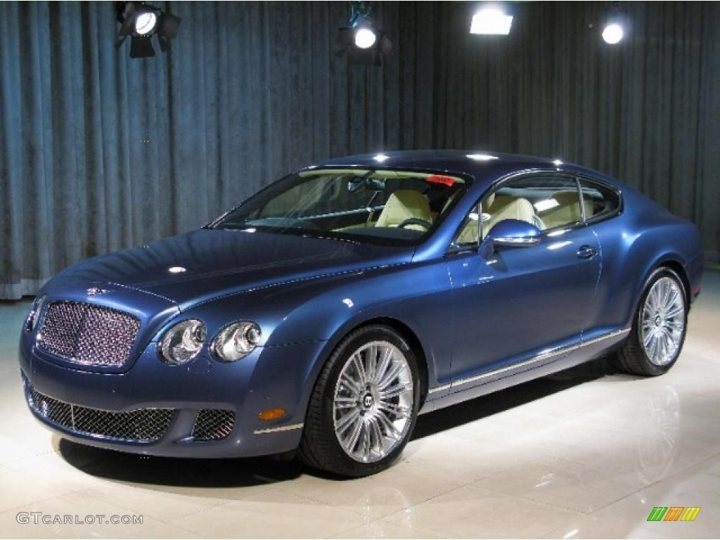 Blue Bentley Continental Gt 2010 Blue Crystal Bentley Continental Gt Speed 22696719 Gtcarlot Bentley Continental Bentley Continental Gt Bentley
