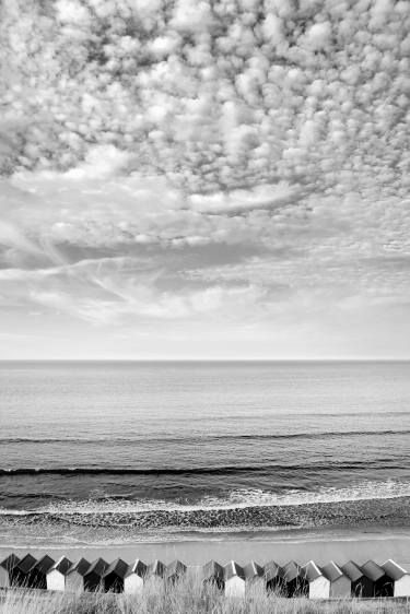 Beach Huts (Ltd Edition of only 20 Fine Art Giclee prints from an original photograph)