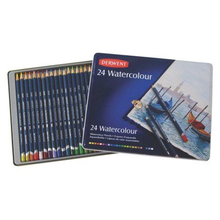 Arts Crafts Sewing Water Color Pencils Watercolor Pencils