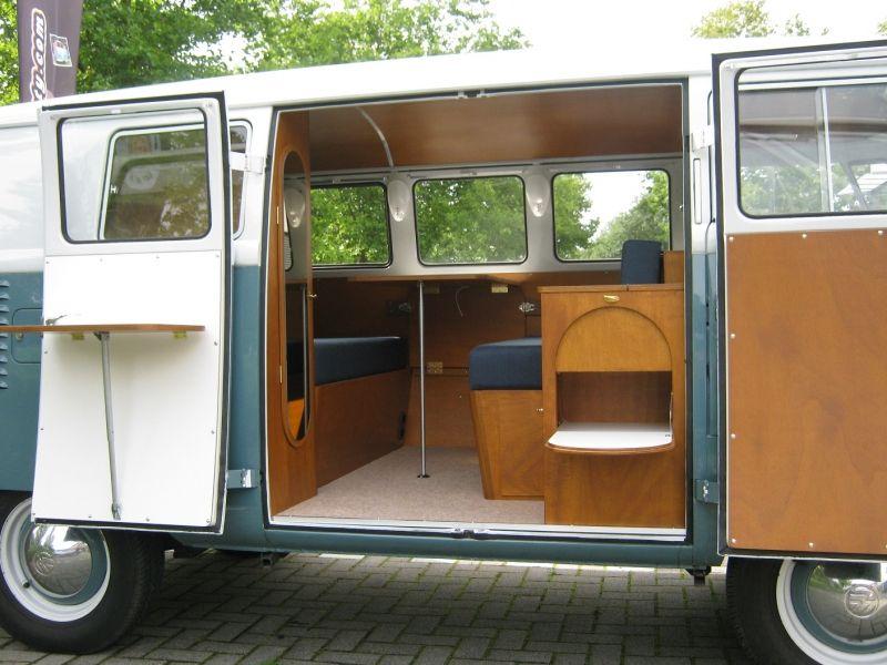 Westfalia interieur voor volkswagen campers repro westy for Interieur estafette